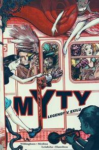 Mýty 01 - Legendy v exilu