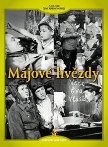 Májové hvězdy - DVD (digipack)