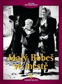 Malý Bobeš ve městě - DVD (digipack)