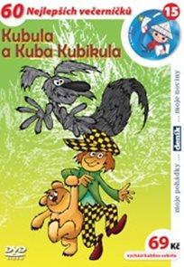 Kubula a Kuba Kubikula - DVD