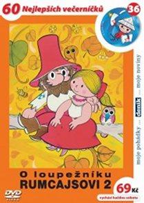 O loupežníku Rumcajsovi 2. - DVD