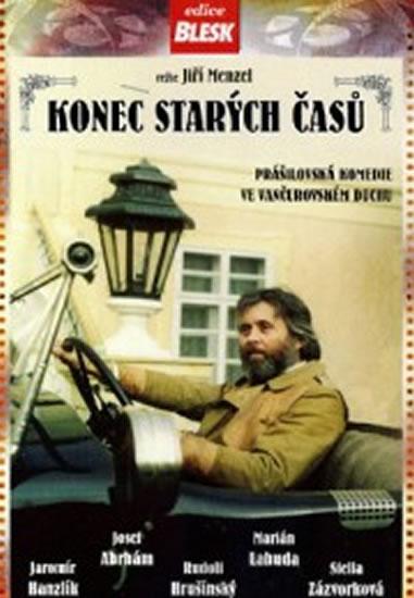 Konec starých časů - DVD - Menzel Jiří - 14,7x21