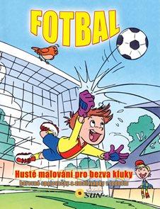 Fotbal - Husté malování pro bezva kluky