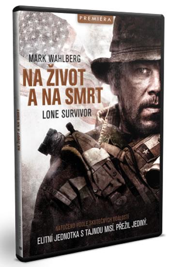 Na život a na smrt (Lone Survivor) - DVD - neuveden - 13x19