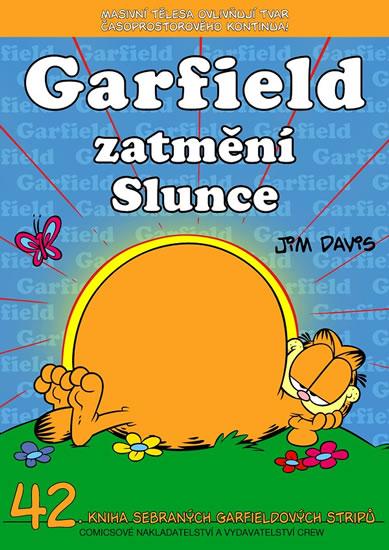 Garfield - Zatmění Slunce (č. 42) - Davis Jim - 21x29,8