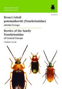 Brouci čeledi Potemníkovití (Tenebrionidae) střední Evropy / Beatles of the family Tenebrionidae of