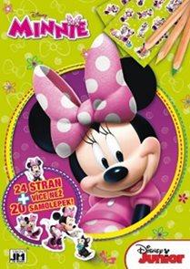 Minnie - Omalovánka A4+