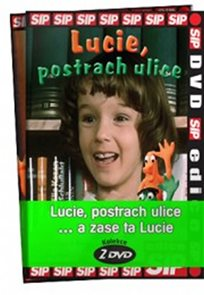 Lucie, postrach ulice a zase ta Lucie - kolekce 2 DVD