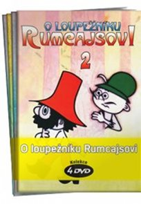 O loupežníku Rumcajsovi - kolekce 4 DVD