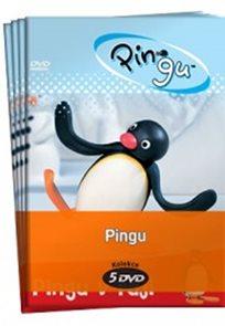 Pingu - kolekce 5 DVD