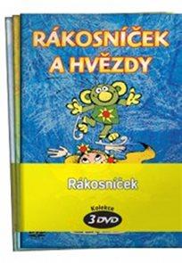 Rákosníček - kolekce 3 DVD