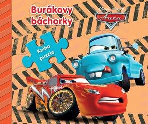 Auta Burákovy báchorky - Kniha puzzle