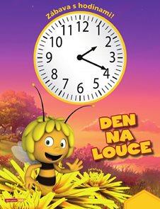 Včelka Mája Den na louce - zábava s hodinami!