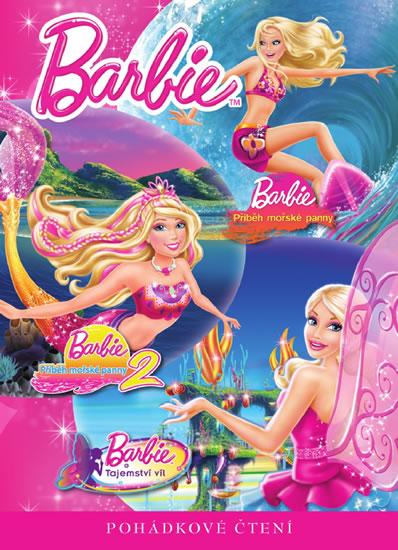 Barbie - Pohádkové čtení - Mattel - 21,1x29,1