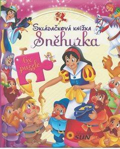 Sněhurka - Skládačková knížka