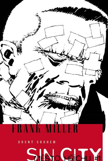 Sin City 1 - Drsný sbohem - Miller Frank - 16x24