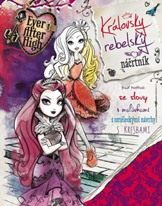 Ever After High - Náčrtník
