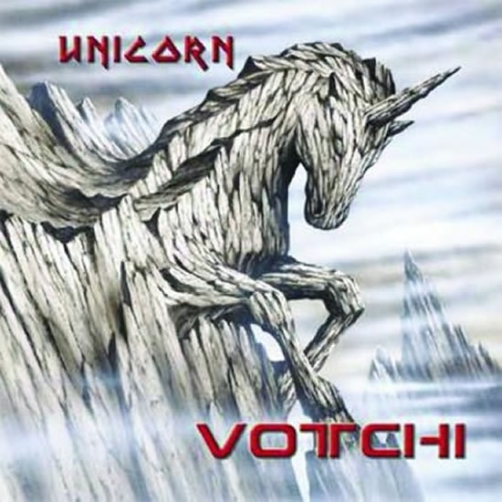 Votchi - Unicorn - CD - neuveden - 12,5x14,2