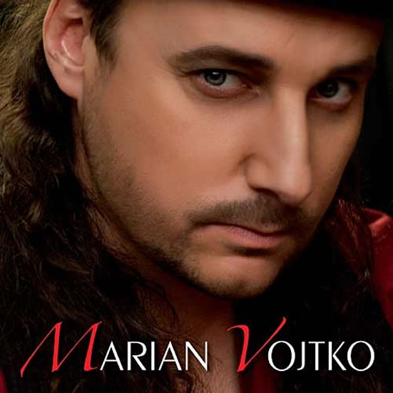 Marian Vojtko - CD+DVD - neuveden - 12,5x14