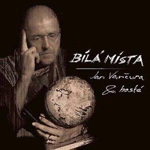 Jan Vančura - Bílá místa - CD