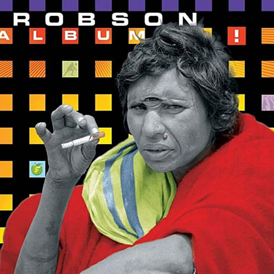Robson - Album! - CD - neuveden - 12,5x14,2