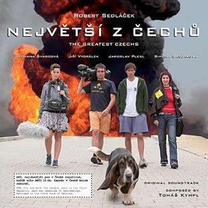 Největší z Čechů - CD (hudba z filmu)
