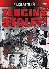 Nejslavnější zločiny století - DVD