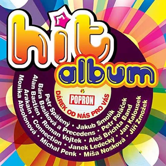 Hit album - Dárek od nás pro vás - CD - neuveden - 12,5x14,2
