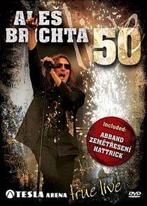 Aleš Brichta - 50 Tesla Arena Live - DVD