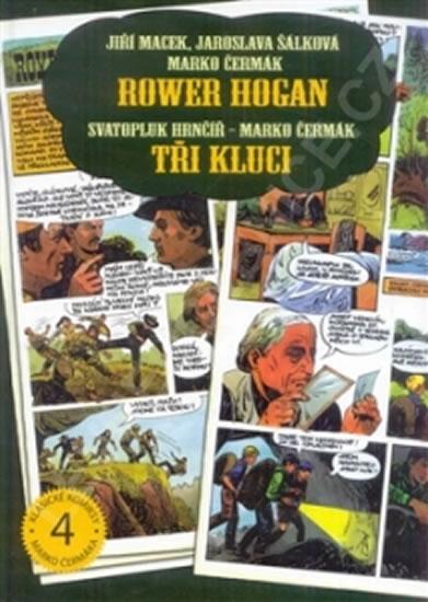 Rower Hogan / Tři kluci - Macek Jiří a kolektiv - 22x31