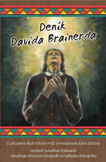 Deník Davida Brainerda - Edwards Jonathan - 14,9x21,6