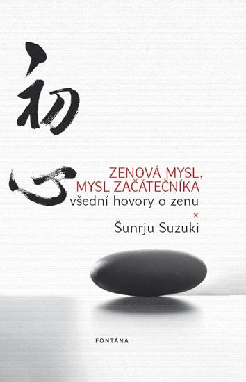 Zenová mysl, mysl začátečníka - Všední hovory o zenu - Suzuki Sunrju - 14,2x21,1