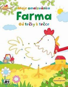Farma - Malování od tečky k tečce