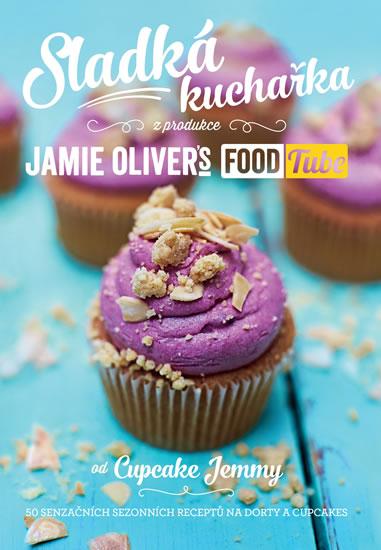 Sladká kuchařka - Oliver Jamie - 15x21