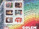 Kreativní nápady - šanon Golem 2012