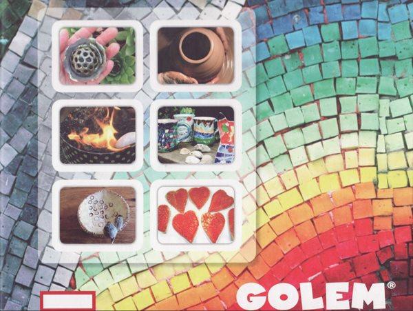 Kreativní nápady - šanon Golem 2012 - 23x28